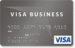 visa business credit